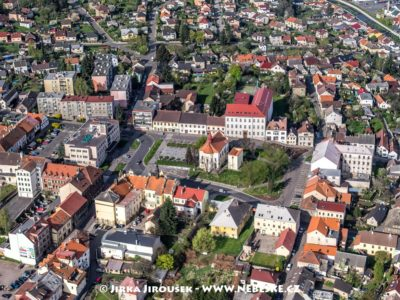 Hořovice náměstí J2469