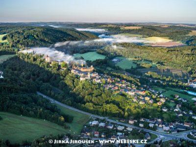 Zámek Hradec nad Moravicí J2474