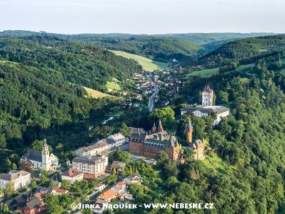 Zámek Hradec nad Moravicí J2477