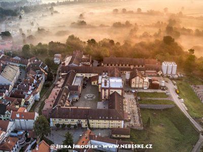 Pivovar Regent v Třeboni J2302