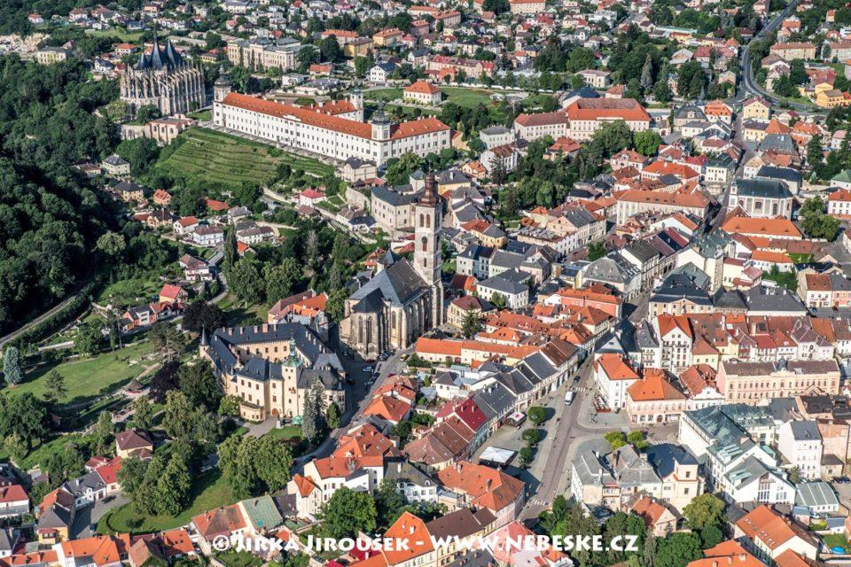 Kutná Hora – historické centrum J2495