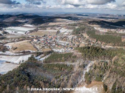 Vysoký Újezd na Benešovsku J2321