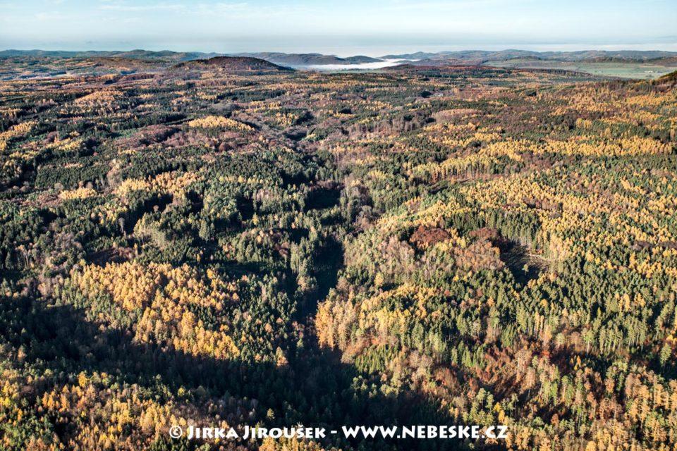 Podzimní Křivoklátsko a Velíz J2451