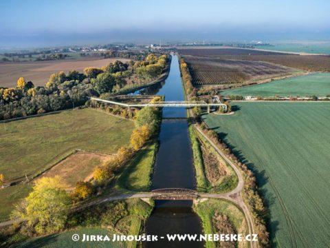 Vraňansko-hořínský plavební kanál – Vltava J2437