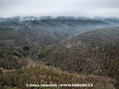 Nižbor – lesy J2582