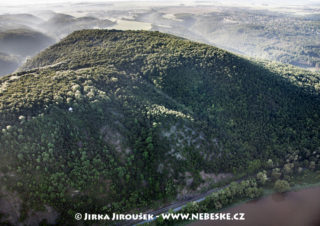 Oppidum Závist (hradiště Lhota-Točná) J2456