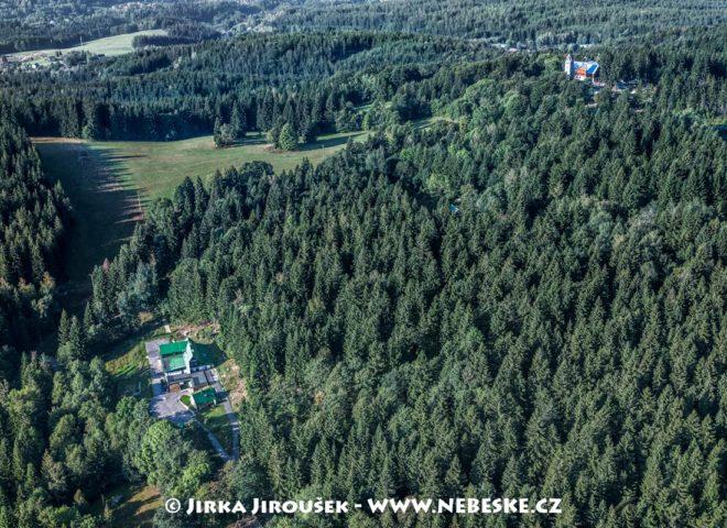 Horní Maxov – Lučanka a Bramberk J2601