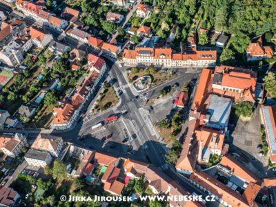 Praha – Zbrasla náměstí J2623