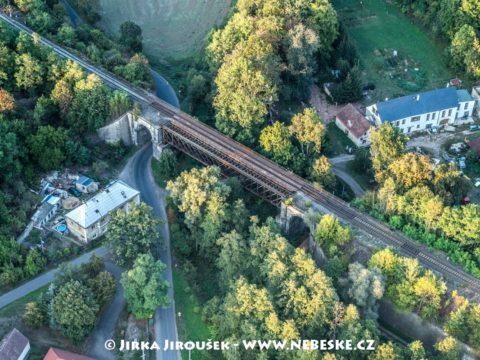 Železniční most – Libořice J2635