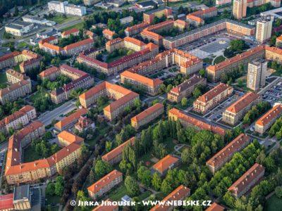 Příbram – Březohorské sídliště J971