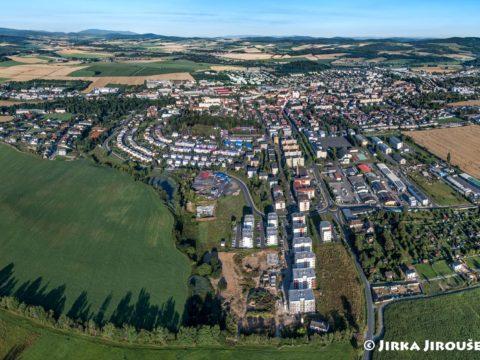 Klatovy – panorama J2675