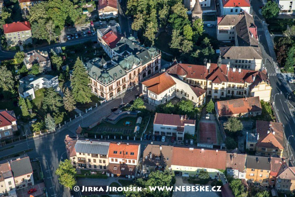 Vlastivědné muzeum Dr. Hostaše v Klatovech J2696