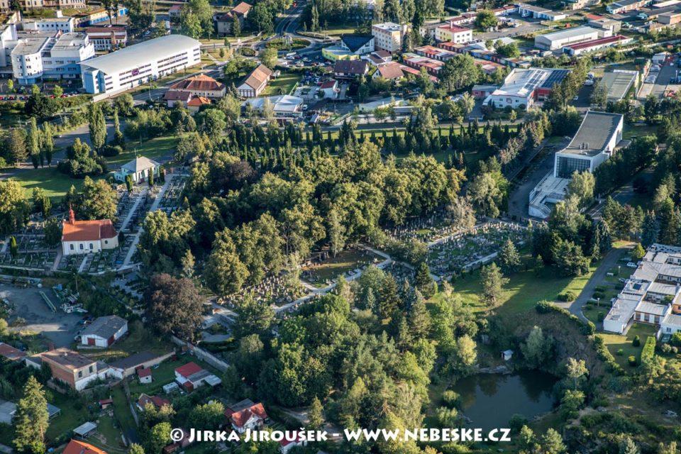 Hřbitov U sv. Jakuba – Klatovy J2697