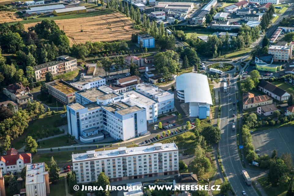 Klatovská nemocnice J2699