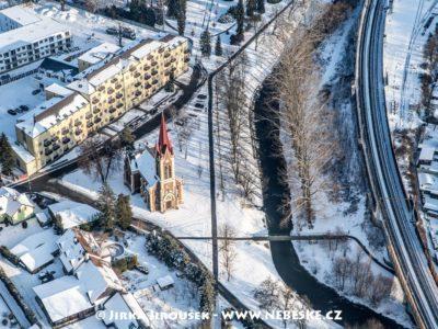 Kostel u Moravské Sázavy – Zábřeh J2718