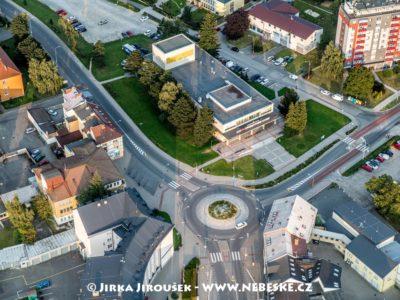 Zábřeh – kulturní dům J2733