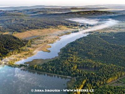 Podzimní Padrťské rybníky, 2012, J2940
