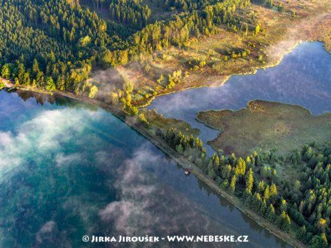 Hráz Padrťského rybníka, 2012, J2941
