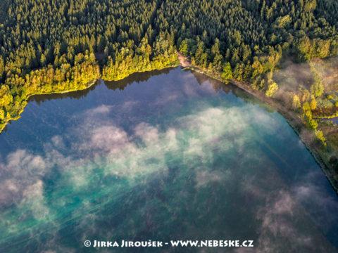 Padrťské rybníky podzimní, 2012, J2942
