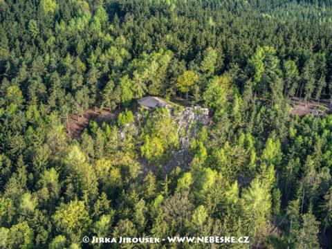 Vojenská střelnice Brda, pozorovatelny, J2963