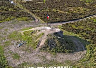 Vojenská pozorovatelna na Houpáku J2973