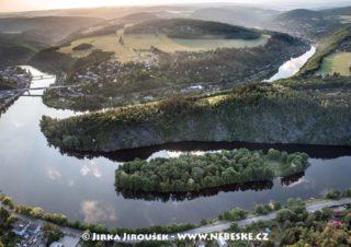 Soutok Vltavy a Sázavy, Ostrov sv. Kiliána J3071