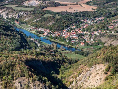 Berounka a Srbsko J3054