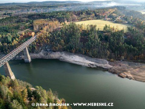 Železniční most u Červené 2019 J2804