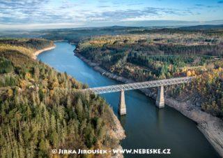 Železniční most u Červené 2019 J2806