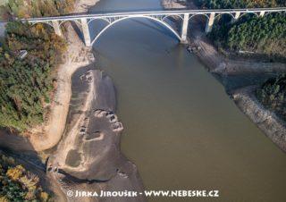 Podolský most po proudu J2818
