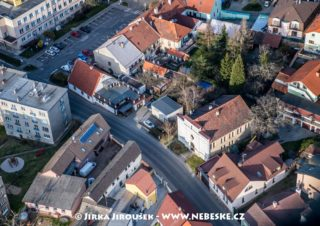 Hořovice – bývalá synagoga J3090