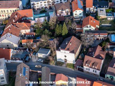 Hořovice – bývalá synagoga J3091