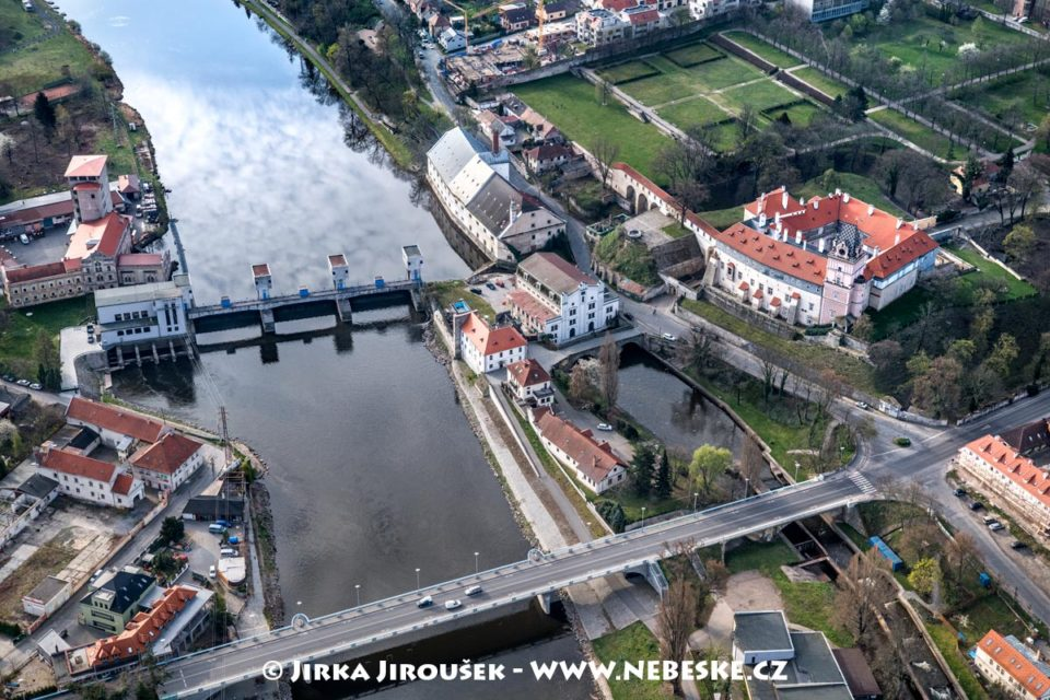 Brandýs nad Labem, zámek J2896