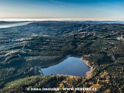 Lázský rybník, vrch Praha, rok 2020, J2989