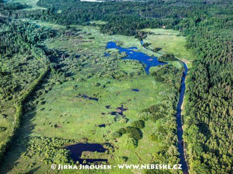 Národní přírodní rezervace Stará a Nová řeka J3039