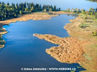 Padrťské rybníky, hráz J3005