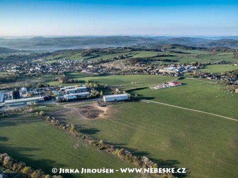 Jílové u Prahy – průmyslová část J3140