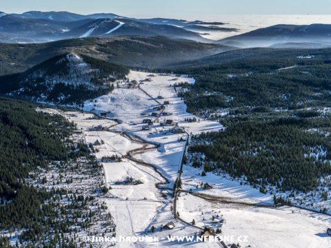 Jizerka a Bukovec zimní J3394