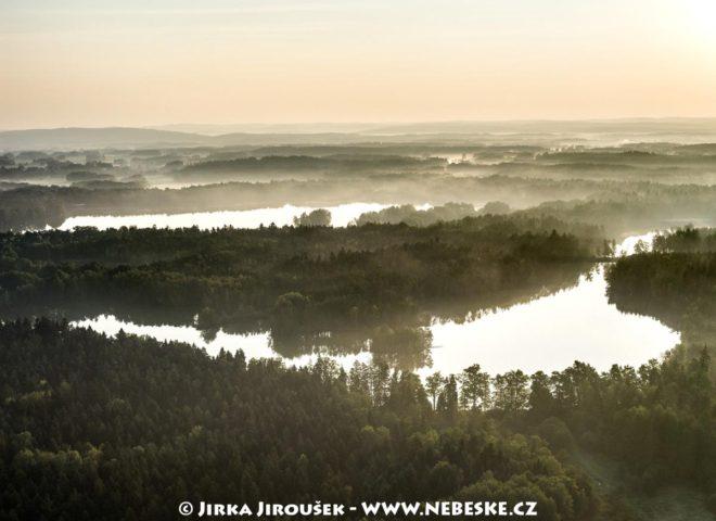 Nový Hospodář a Staré Jezero J3341