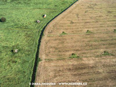 Třeboňské seníky v září J3280
