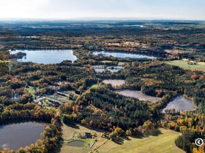 Třeboňské rybníky podzimní J3198