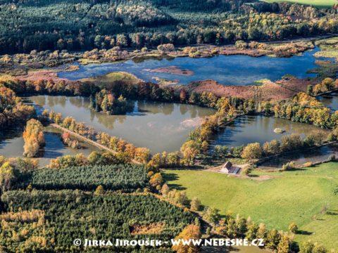 Národní přírodní rezervace Stará a Nová řeka J3284