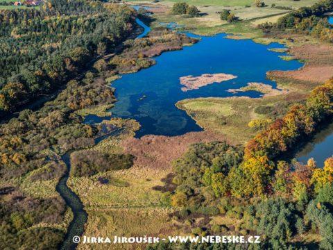 Národní přírodní rezervace Stará a Nová řeka J3287