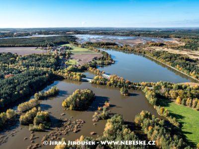 Rybník Vítek a Rožmberk J3352