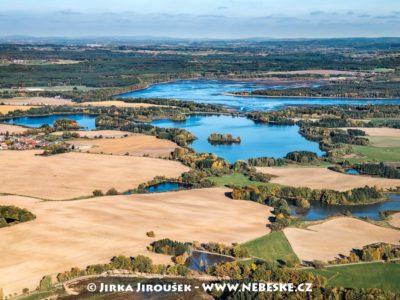 Rybník Rožmberk od Káňova J3321