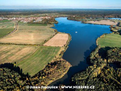 Rybník Svět u Třeboně J3313