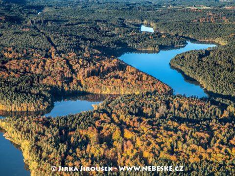 Staňkovský rybník na podzim J3328