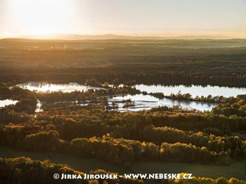 Starý Hospodář, Staré jezero, Výtopa J3292