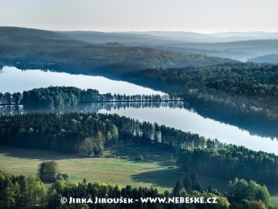 Staňkovský rybník a Špačkov J3330