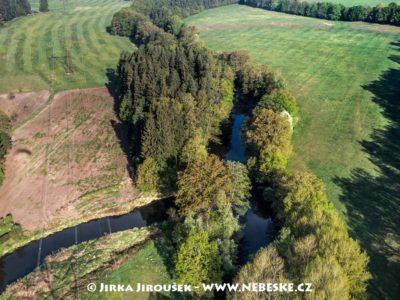 Soutok Nežárky a Nové řeky J3215